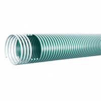 Translucent Green Water Delivery Hose 10 Metre 1 1/4""