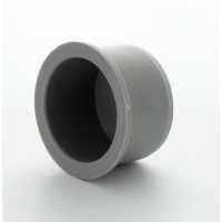 Marley Grey Waste PP Access Plug 40mm