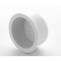 Marley White Waste PP Access Plug 40mm