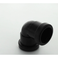 Marley Black Waste PP Bend 90 Deg 32mm