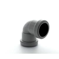 Marley Grey Waste PP Bend 90 Deg 32mm