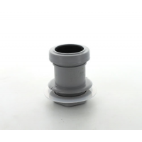 Marley Grey Waste PP Tank Connector 40mm