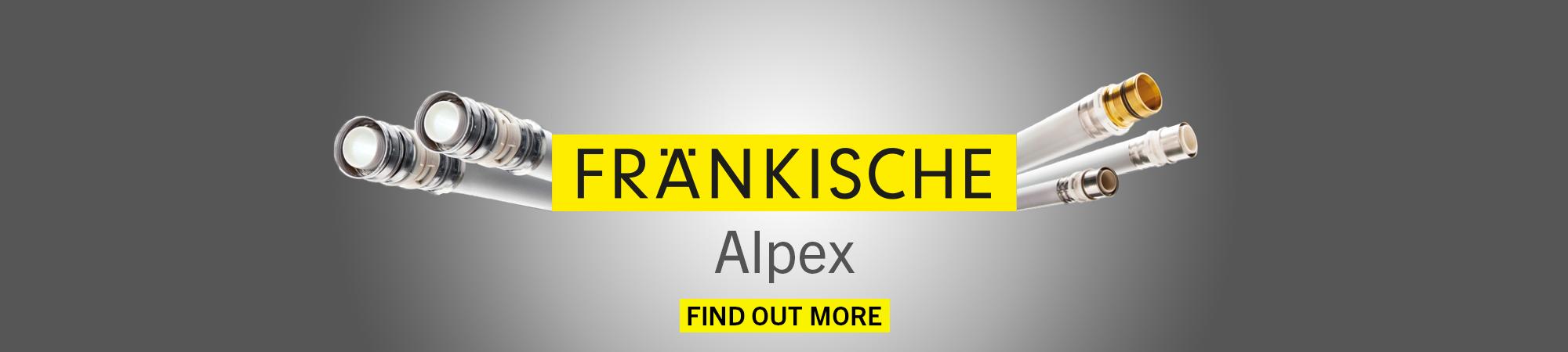 Frankische Alpex Launch