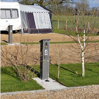 PIPEKIT HELPS LOCAL CARAVAN PARK ACHIEVE PERFECT PITCH