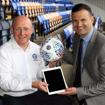 PIPEKIT SCORES AS NEW OFFICIAL PARTNER OF SHREWSBURY TOWN F.C